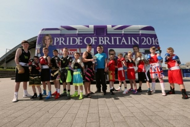 Pride of Britain Tour Day 2: Newcastle