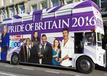 Pride of Britain Comes To Edinburgh