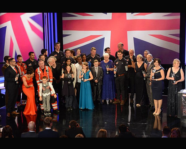 Pride of Britain | 2015