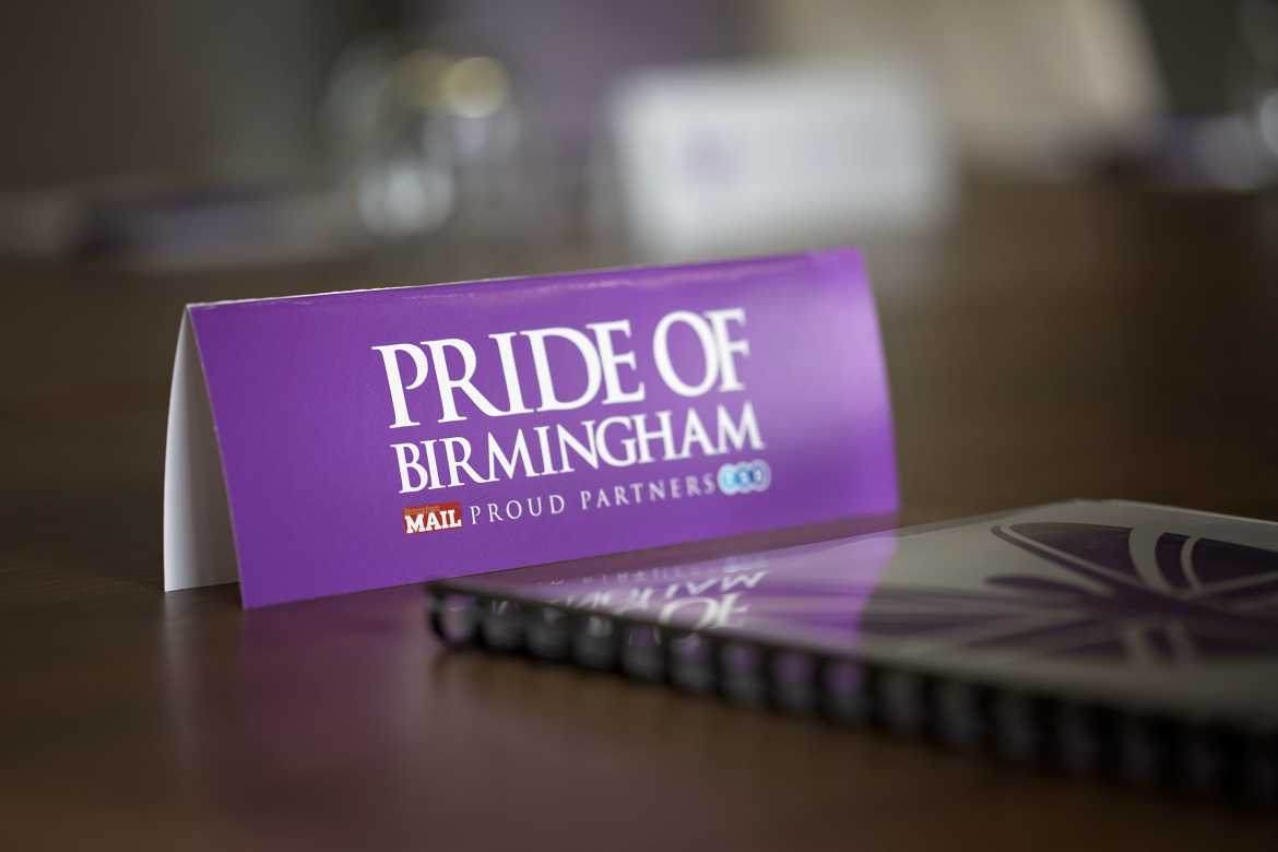 We Have Our Pride of Birmingham Winners