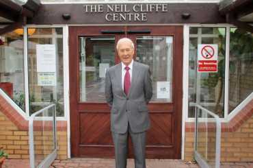 Lifetime Achievement - Neil Cliffe