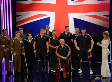 Invictus Games British Armed Forces Team