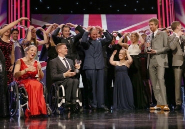 Team GB and ParalympicsGB